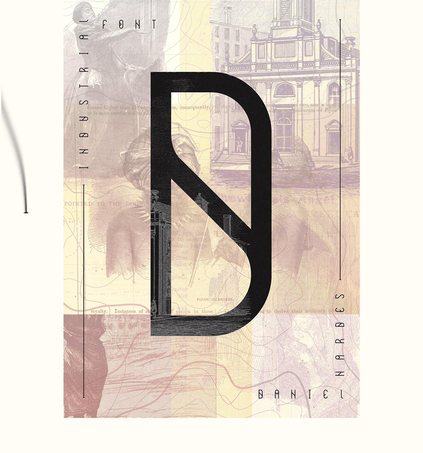 Industrial-font-Daniel_Nardes (4)
